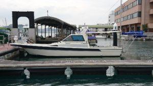 遊漁船エスコートの船の写真